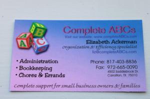 Complete ABCs